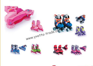 Children Roller Skate with Good Quality (YV-T01) pictures & photos