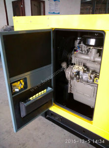 Silent Diesel Power Generator by Chinese Diesel Engine 5kw~250kw pictures & photos