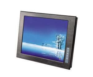 "19"" Industrial Flat Panel LCD Monitor pictures & photos"