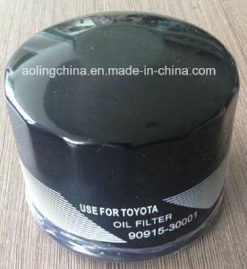 High Efficiency Car Auto Air/Oil/Fuel/Cabin Filter for Toyota pictures & photos