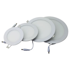 9W Small Round Panel Light 2016 Hot Sale pictures & photos