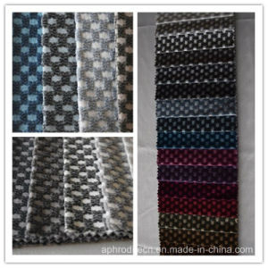 Promotional High Quality Upholstery Sofa Fabric pictures & photos