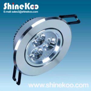 3W Aluminium LED Downlight Convex (SUN10-3W) pictures & photos