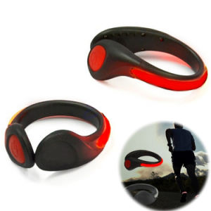 Shoe Heel LED Light Runner Safety Clip pictures & photos