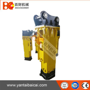 Box Type Silent Hydraulic Rock Breaker with 135mm Chisel pictures & photos