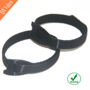 Customized Reusable Nylon Hook Loop Magic Ties pictures & photos