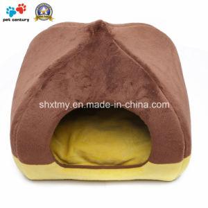 Soft Short Fabric Pet Bed Dog Bed (XT-MC040)