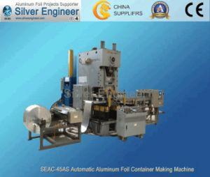 Aluminium Foil Container Making Machine (SEAC-55AS) pictures & photos