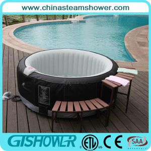 Inflatable Portable Jacuzzi Adult Hot SPA Tub (pH050010) pictures & photos