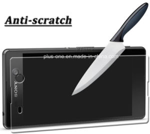 New Model Phone Accessories Screen Protectvie Film for Sony C5 pictures & photos