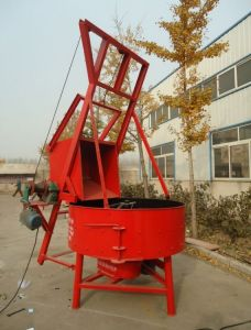 Germany Technology Jq500 Large Pan Concrete/Cement Mixer in Africa pictures & photos