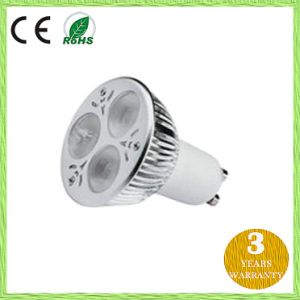 LED Spotlight (WF-GU10-1WX3) pictures & photos
