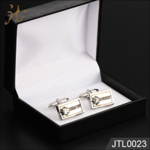 Fashion Nice Quality Metal Cufflinks for Promotion Gift pictures & photos