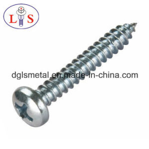 Ss 304 Square Drive Countersunk Head Screw Pan Head Screw pictures & photos