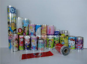Hot Printing Film for Packaging Plastic Products pictures & photos