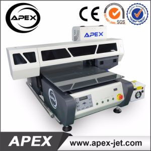 Flatbed Digital Printer for Plastic/Wood/Glass/Acrylic/Metal/Ceramic/Leather Printing pictures & photos
