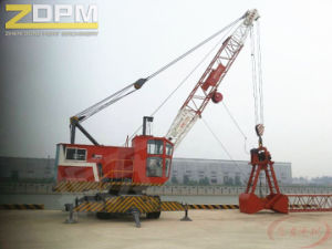 Electric Mobile Crane/Overhead Electric Wheeled Crane pictures & photos