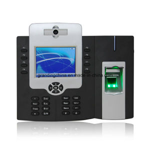 Biometric Fingerprint Time Attendance Access Control System with Large Capacity (iclock880) pictures & photos