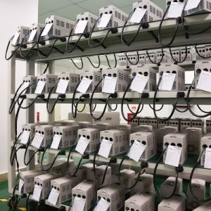 Single Phase or Three Phase 220V 380V Gk500 Mini Frequency Inverter pictures & photos