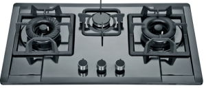 Three Burner Built-in Hob (SZ-LX-178) pictures & photos