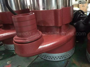 SPA Series Sewage Water Pump pictures & photos