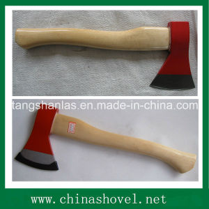 Axe Carbon Steel Axe Head with Wood Handle pictures & photos