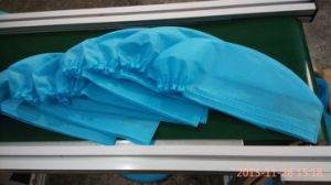 Sewing Non Woven Disposable Elastic Surgeon Cap Making Machine pictures & photos