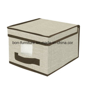 Home Storage Linen Print Storage Box pictures & photos