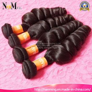 6A Unprocessed Wholesale Virgin Human Hair Weft Brazilian Hair pictures & photos