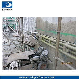 Heavy Reinforced Concrete Cutting, Wire Sawing for Concrete pictures & photos