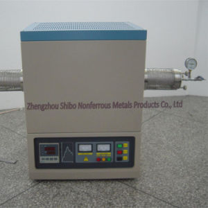 Vacuum Tube Furnace, CD-1400g Pipe Furnace and Sealing Flange pictures & photos
