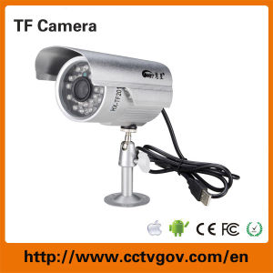 Waterproof CCTV Night Vision Infrared SD Card Security IR Bullet USB Camera pictures & photos