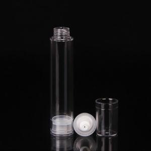 Plastic Airless Pump Bottle 15ml 30ml 50ml (NAB06) pictures & photos
