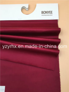 Finished Fabric Cotton / Polyester Fibre Twill Cherry Red pictures & photos