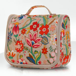 Factory Fashion Beauty Printing Toiletry Bag/ Cosmetic Case pictures & photos