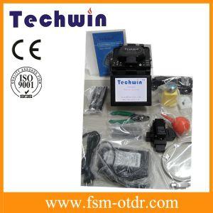 Techwin Fibre Splicing Machine Fusion Splicers pictures & photos