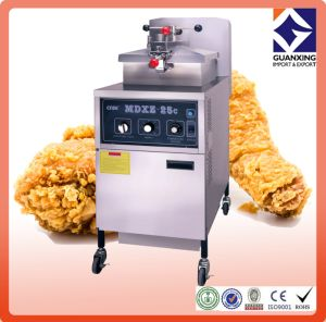 Open Fryer/Potato Chips Fryer for Sale/Commercial Chicken Fryer pictures & photos