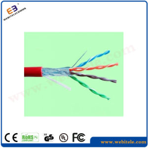 Cat5e SFTP 24AWG Data LAN Cable pictures & photos