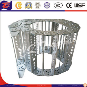 Heavy Duty Industrial Steel Protective Drag Chain pictures & photos