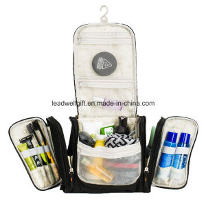 Mens Hanging Toiletry Shower Bag Travel Organzier Dopp Kit pictures & photos
