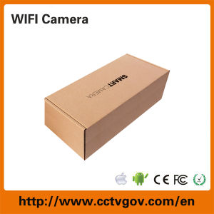 TF Card Indoor WiFi IP Camera for Home Use pictures & photos