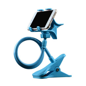 Universal Cell Phone Clip Holder Lazy Bracket Flexible Long Arms for iPhone GPS Devices pictures & photos