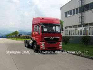 Sinotruk Homan 6*4 40ton Tractor Head Truck pictures & photos