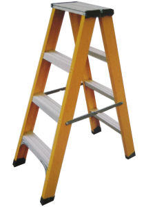Yellow Ladder Multi with 8 Steps pictures & photos