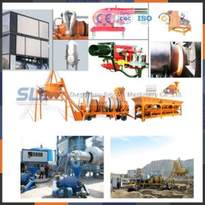 China Fuel Asphalt Mixing Plant Price pictures & photos