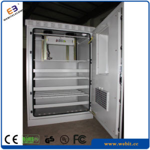 Outdoor Series Battery Rack Cabinet with Air Conditioner pictures & photos