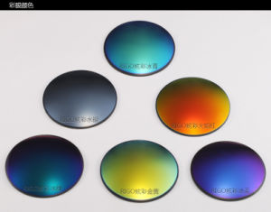 PC Mirror Lens Polycarbonate Revo Colorful Sunglasses Lens pictures & photos
