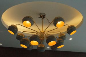 Modern Copper Home Pendant Lights (KA8252-14) pictures & photos
