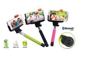 (HOT) Z07-5 Bluetooth Handheld Selfie Monopod, Selfie Stick.