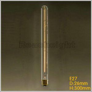 Indoor Decor Edison Filament Spiral Tubular Bulb pictures & photos